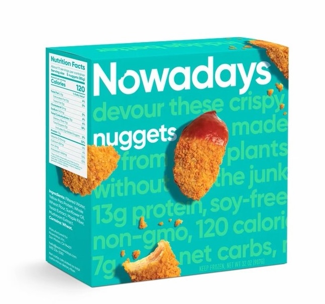 Nowadays, Packaging